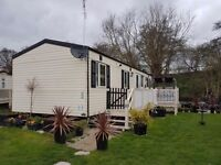 FOR SALE Static caravan already sited on oaklands owner only park