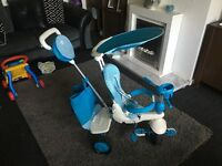 BLUE SMART TRIKE FOR SALE