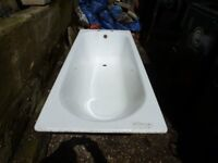 CAST IRON BATH in VERY GOOD CONDITION