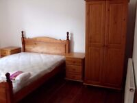 Exceptional room available in a superb, quiet spacious non-smoking shared house (no admin fees)