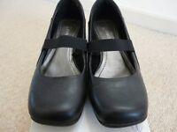 NEW Black Slip On Shoes
