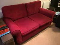 Lovely Laura Ashley 2 Seater Sofa