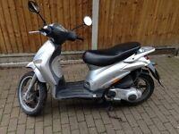 2004 Piaggio Liberty 125 cc
