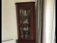 Stag Dresser and Stag corner unit- top half of units only