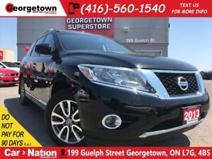 2013 Nissan Pathfinder SL BACKUP CAM | LEATHER| POWER TAILGATE 4