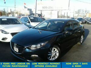 2015 Mazda MAZDA3 SPORT GS Navigation/Camera/Htd Seats