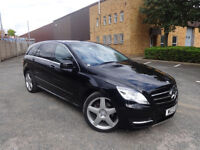 Mercedes-Benz R Class R350L Sport Cdi 4matic Auto Diesel 0% FINANCE AVAILABLE