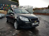 Chevrolet Aveo 1.2 LS 5dr NEW CLUTCH JUST FITTED **CHRISTMAS BARGAIN***2009 FOR LESS THAN £1000!!!!