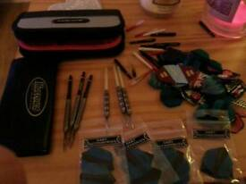 Darts sets and cases