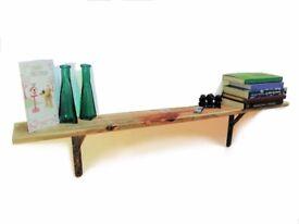 Pallet furniture Handmade timber shelf - DIY Project