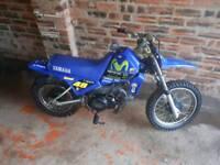 Yamaha pw 80 2007