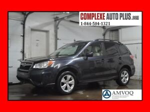 2015 Subaru Forester 2.5i Convenience *Mags,Fogs,Camera, Banc ch