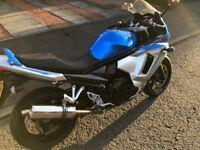 Suzuki GSX-F 650cc Motorcycle