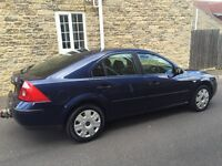 Ford Mondeo lx automatic, petrol ,2005