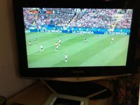 sumsung tv set