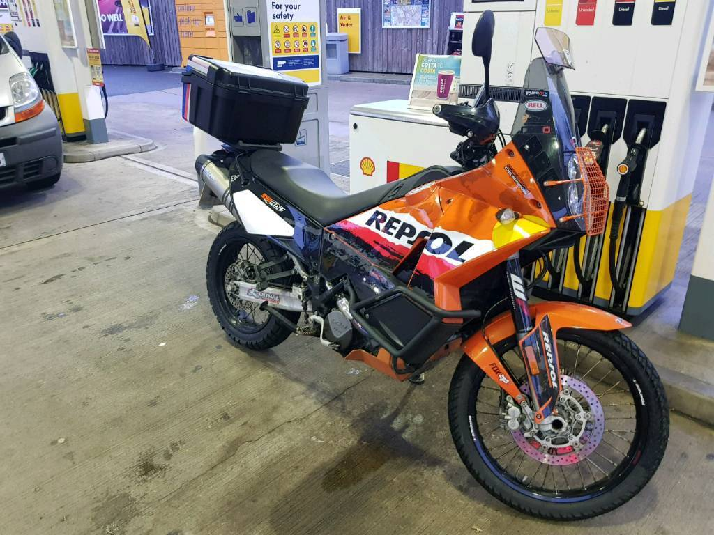 Ktm 990 Adventure Up For Sale 4200 Ono In Kingston