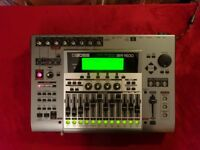 Boss BR 1600 CD 16 Track Digital Recorder