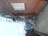 6.2 YOUNGMAN TOWER SCAFFOLD IN VERY GOOD CONDITION