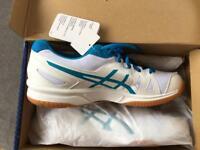 Asics Gel Up court indoor squash shoes UK 9.5
