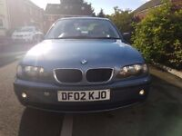 BMW 3 Series Urgent Sale