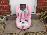 britax car chair