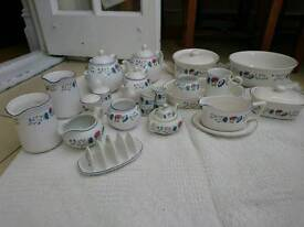 BHS Priory Tableware