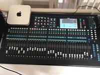 Full studio set up