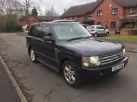 2002 Range Rover Vogue 4.4 Petrol