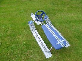 Stiga Snow Racer Classic Sledge Toboggan