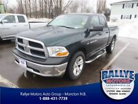 2011 Ram 1500 20 inch alloys, 95 KMs, Trade-in