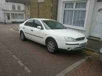 Ford Mondeo 2.0. Years Mot.