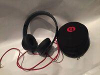 Dr Dre Beats Solo 2 Headphones - unused