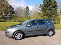 54 REG VW GOLF 1.9 TDI SE AUTOMATIC 2 OWNERS 119K WITH F/S/H UP TO 115K LONG MOT V/G CONDITION