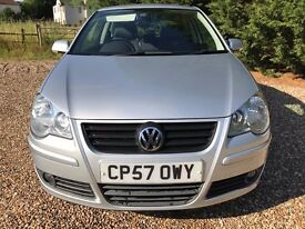 VW Polo 1.4 tdi Match, Low miliage, 3 door, manual, £30 tax p/a