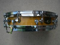 "Tama AW623 Artwood Bird's Eye maple snare drum - 14 x 3 1/2"" - Japan - '80s - Vintage"