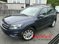 2014 Volkswagen Tiguan LEATHER | PANO | LOW KMS | City of Halifax Halifax Preview
