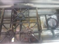 Stronge 7 burner cooker great working condition