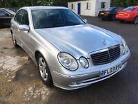 Mercedes-Benz E Class 3.0 E320 CDI Avantgarde 4dr