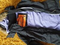 Kids Superdry Windcheater coat size XS
