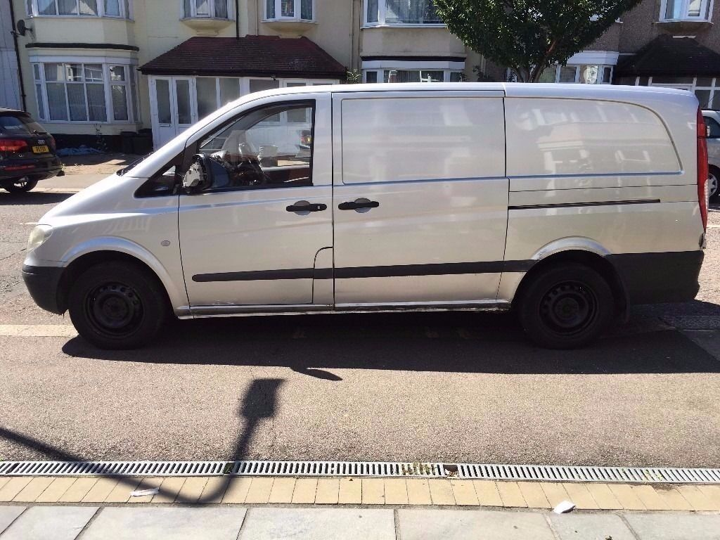 2004 mercedes vito 109 cdi lwb  in Redbridge London  Gumtree
