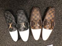 mens louis vuitton loafers shoes size uk 7 brand new never warn Delivery available