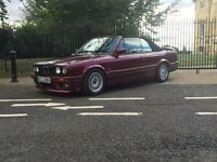 Bmw e30 cab clean in and out garaged