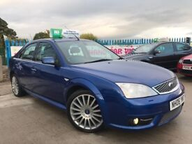 FORD MONDEO 2.2 TDCi SIV ST 5dr 10 SERVICE STAMPS IN THE BOOK (blue) 2006