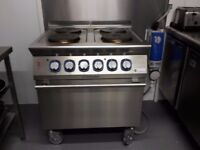 Electrolux commercial cooker