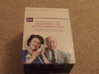 Keeping Up Appearances DVD box set