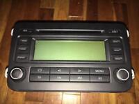 Used VW Blaupunkt radio