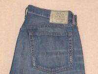 Ralph Lauren Men's Jeans - 36 Waist 34 Leg