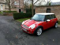 Mini Cooper Red Chilli Pack 06 great condition 2 owners