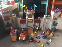 Imaginext castle bundle
