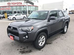2015 Toyota 4Runner Loaded SR5! Toyota Certified and Clean Carpr